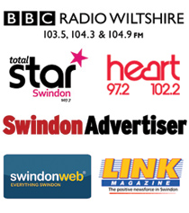 Tamis Wish on BBC Radio Wiltshire Total Star Heart FM Swindonweb Link Magazine and Swindon Advertiser